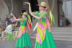Kultureller Tänzer Stockbild