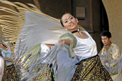Kultureller Tänzer lizenzfreie stockfotografie