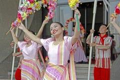 Kultureller Tänzer Stockfotos
