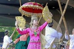 Kultureller Tänzer Lizenzfreie Stockbilder
