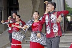 Kultureller Tänzer Stockfotografie