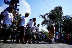 Kulturelles Festival am Strand lizenzfreie stockfotografie