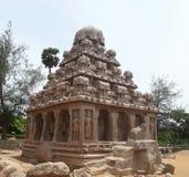 Kulturelles Momery-mahabalipuram stockbilder