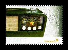 Kulturerbe-Jahr, Kommunikation serie, circa 2009 Stockbilder