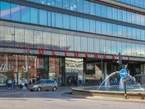 Kulturhuset in Stockholm Stock Photography