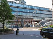 Kulturhuset in Stockholm Stock Image