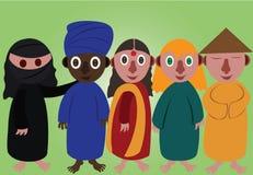 Kultury świat 2 ilustracji