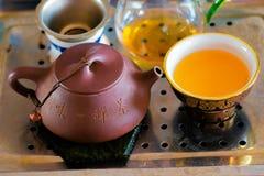 kultury chińska herbata zdjęcia stock