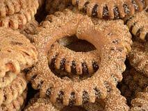 Kuluri avec du chocolat Images libres de droits