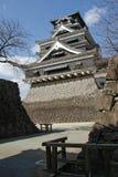 Kumamoto Castel Lizenzfreies Stockbild