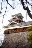 Kumamoto Castle Royalty Free Stock Image