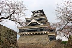 Kumamoto castle Royalty Free Stock Images
