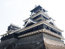 Kumamoto castle, Japan Royalty Free Stock Photo