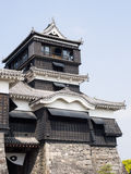 Kumamoto castle, Japan Royalty Free Stock Photography