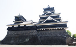 Kumamoto castle, Japan Royalty Free Stock Images