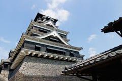 Kumamoto Castle in Kumamoto Japan Royalty Free Stock Image