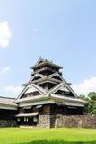 Kumamoto Castle in Kumamoto Japan Stock Images