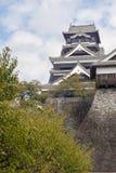 Kumamoto Castle, popular tourist destinations in Kumamoto Stock Photo