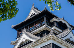 Kumamoto castle Stock Photos