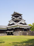 Kumamoto Castle tower, Japan Royalty Free Stock Photo
