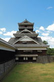 Kumamoto Castle Turret Royalty Free Stock Photo