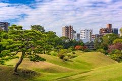 Kumamoto Japan Gardens Royalty Free Stock Images