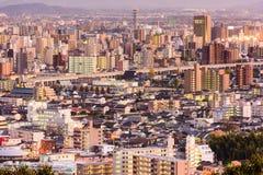 Kumamoto Japan Skyline Royalty Free Stock Images