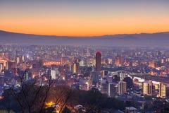 Kumamoto Japan Skyline Stock Image