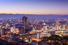 Kumamoto Japan Skyline Royalty Free Stock Image