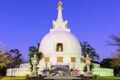 Kumamoto Japan tempel royaltyfri fotografi