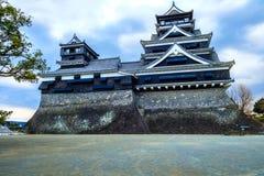 Kumamoto kasztel w Kumamoto Zdjęcia Royalty Free