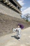 Kumamoto-Prinzessin Lizenzfreies Stockfoto