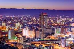 Kumamoto Skyline Stock Photos