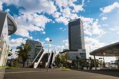 Kumamoto stacja zdjęcie royalty free