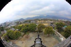 Kumamotokasteel Royalty-vrije Stock Foto