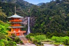 Kumano Nachi Shrine Stock Image