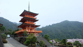 Kumano Nachi Taisha Royalty Free Stock Photography