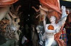 Kumartuli Stock Photo