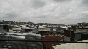 KUMASI, GANA Fotografia de Stock Royalty Free