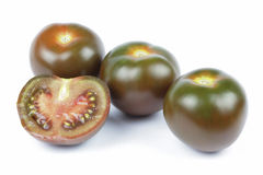 Kumato tomaten Royalty Free Stock Photos