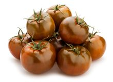 Kumato tomato Royalty Free Stock Photography