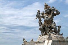 Kumbakarna Laga statue in Pura Uluwatu temple. Bali, Indonesia Stock Photography