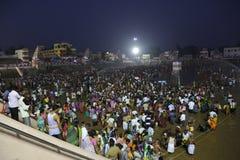 Kumbakonam maha magam festival. 20 feb 2016  tamilnadu INDIA - a traditional hindu festival of kumbakonam mahamagam festival which is celebrated once in every Stock Images