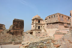 Kumbalgarh ruins-II Royalty Free Stock Photos