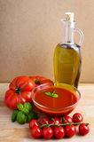 kumberlandu pomidor Obrazy Royalty Free
