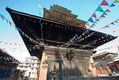 kumbeshwar ναός Στοκ Φωτογραφία