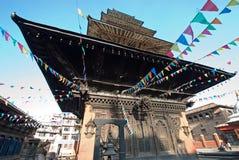 kumbeshwar tempel Arkivbild