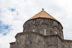Kumbet教会在卡尔斯 免版税库存图片