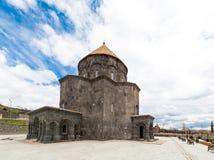 Kumbet教会在卡尔斯 库存照片