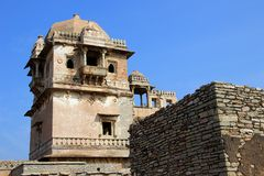 Kumbh Mahal, Chittorgarh στοκ εικόνα